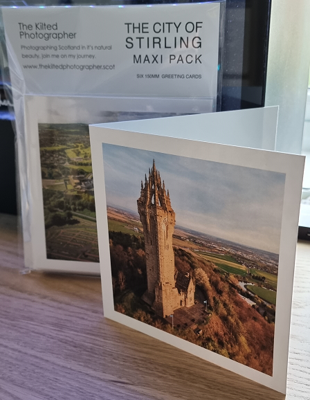 Stirling Greeting Cards