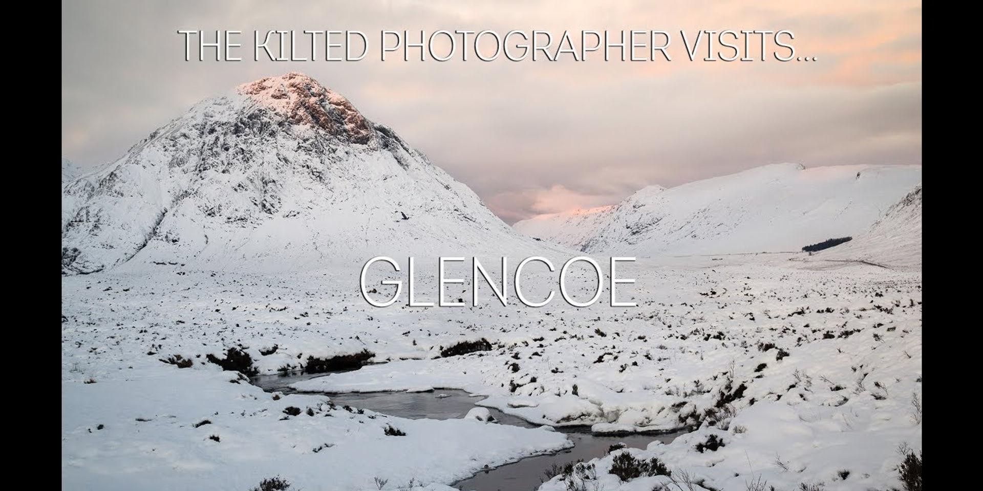 Glencoe (& Rannoch Moor)