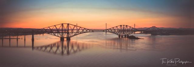 The Three Forth Bridges