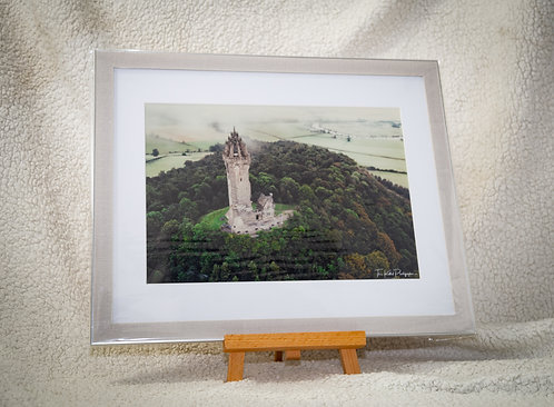 Wallace Monument - Framed