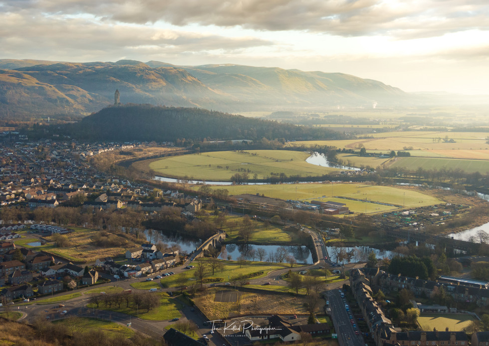 A View of Stirling