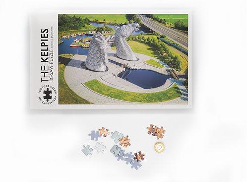The Kelpies Jigsaw - 1000 piece
