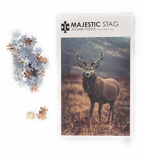 Majestic Stag Jigsaw - 1000 piece