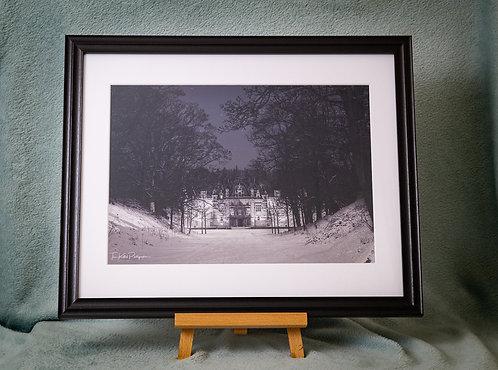 Callendar House - Framed
