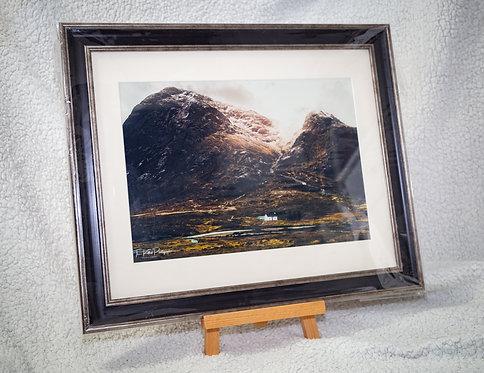 Lagangarbh Hut - Framed