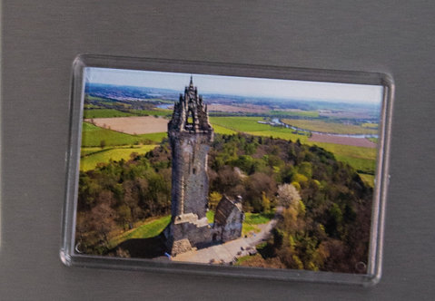 The National Wallace Monument Magnet