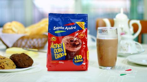 Achocolatado Santo André