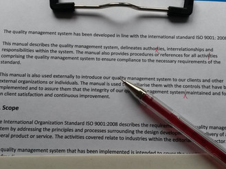4 reasons your business should have its documents proofread