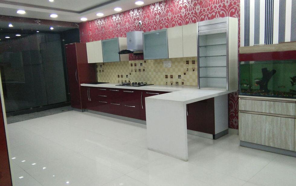 manufacturer of modular kitchen  dehradun  ms rishi raj