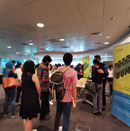 Book signing at National Counselling & Psychotherapy Conference 2019