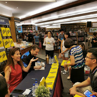 Kinokuniya Bookstores Launch