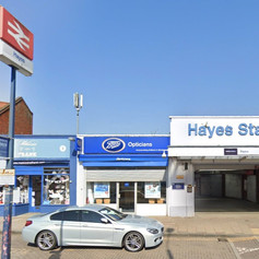 hayes (bromley) | br2