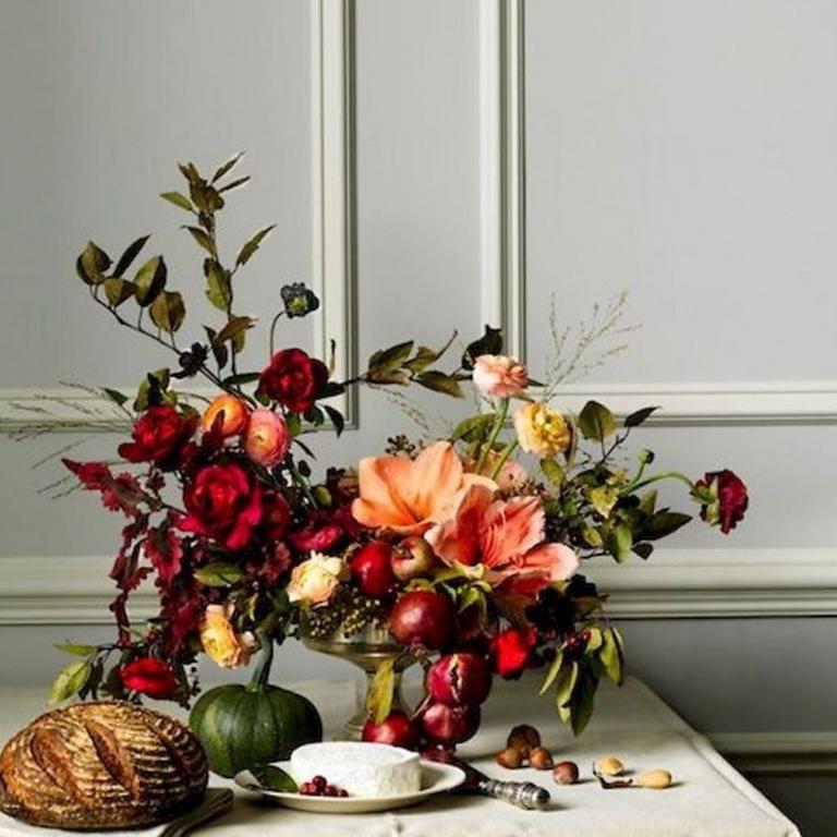Adult Workshop: Thanksgiving Floral
