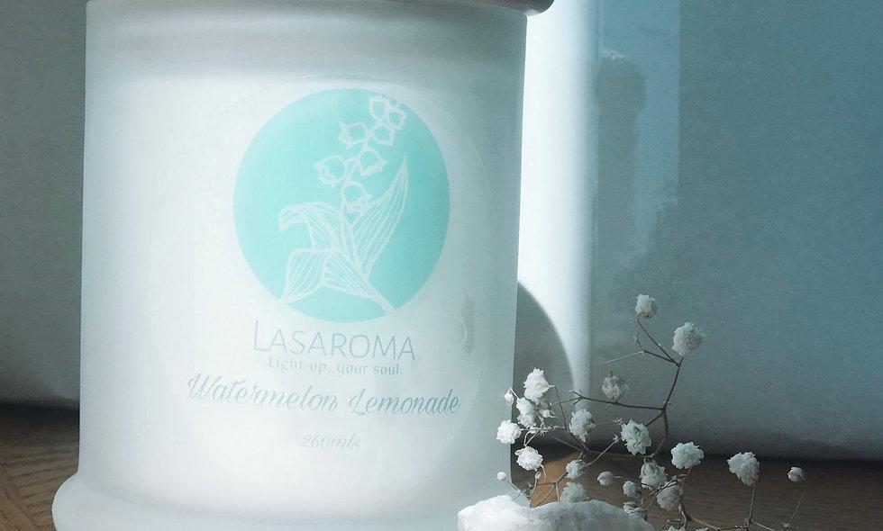 Watermelon Lemonade - Coconut Soy Candle