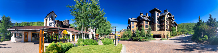 Vail Streets and Homes, Colorado