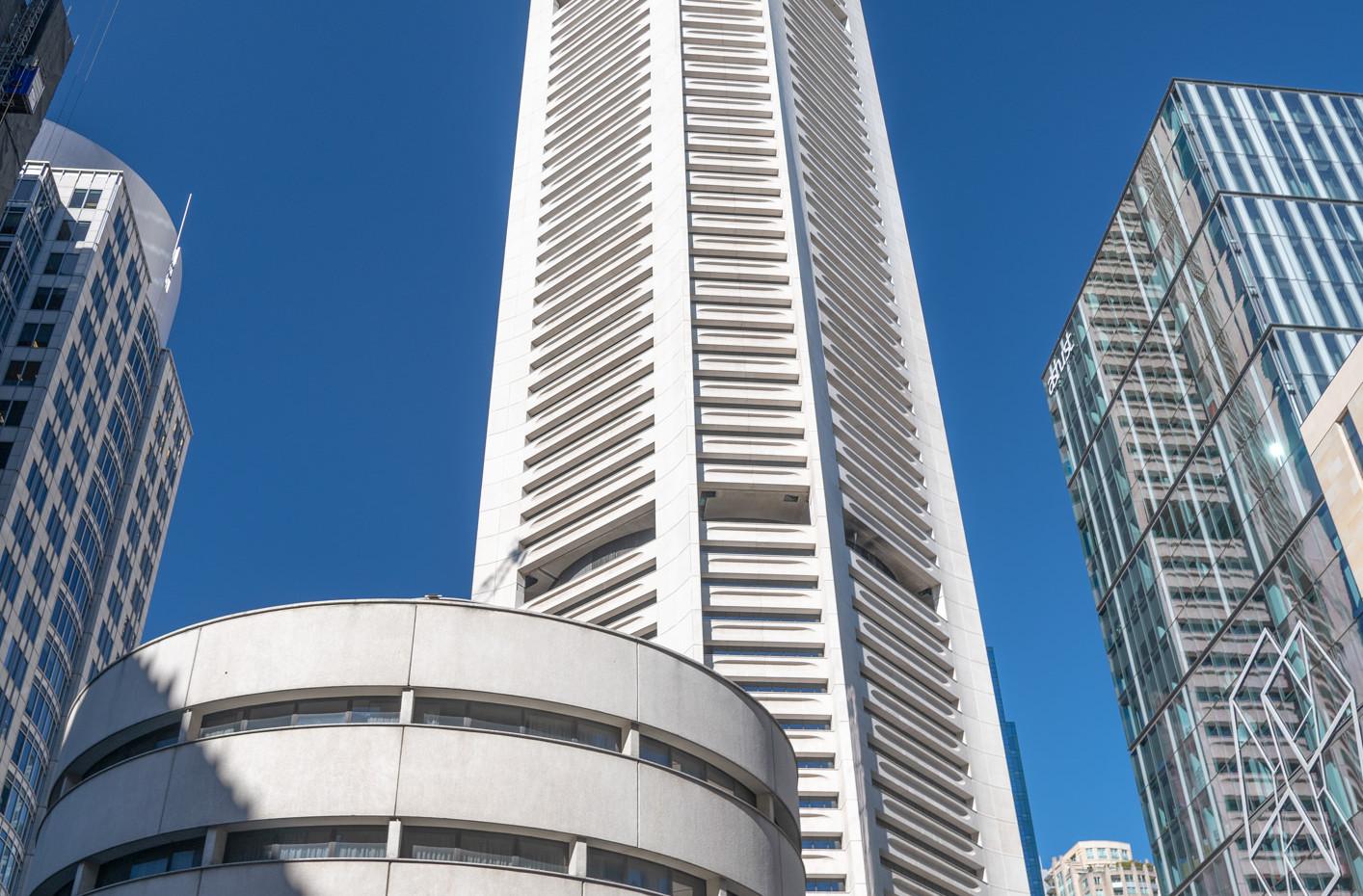 Modern buildings of Sydney
