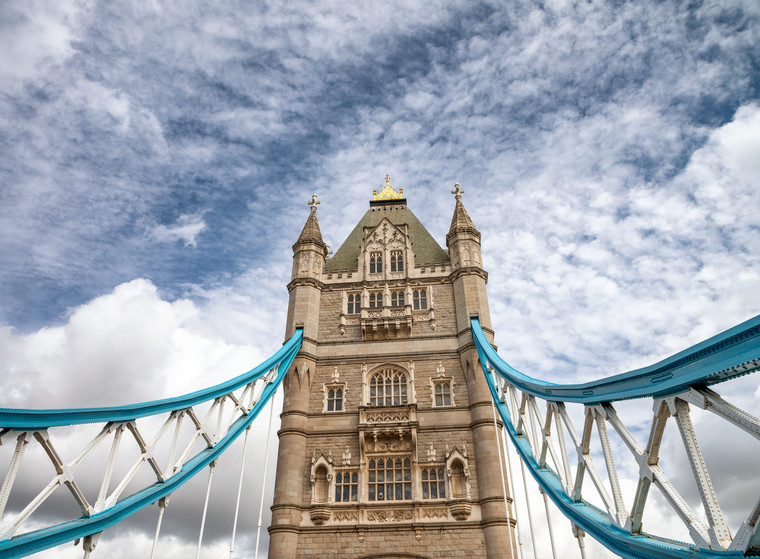 Pylon of Tower Bridge
