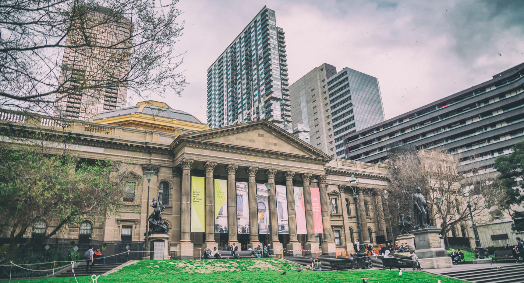 The Melbourne Public Library