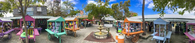 Street Markets in Key West, Florida