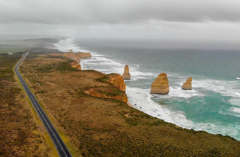 Twelve Apostles Coastline, Australia