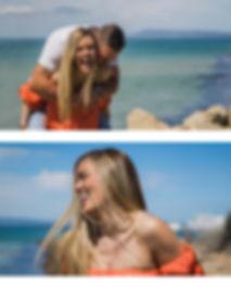 Sorrento prewedding photo and video, Sorrento weddings, Piccadilly Studios, All smiles wedding video, beachside engagement video, beachside engagement photos, beachside engagement