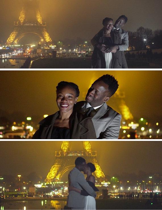 destination wedding videographer, Paris prewedding videos,Paris prewedding photos, Paris Elopement photos,Eiffel tower engagement photo and video session in Paris, France