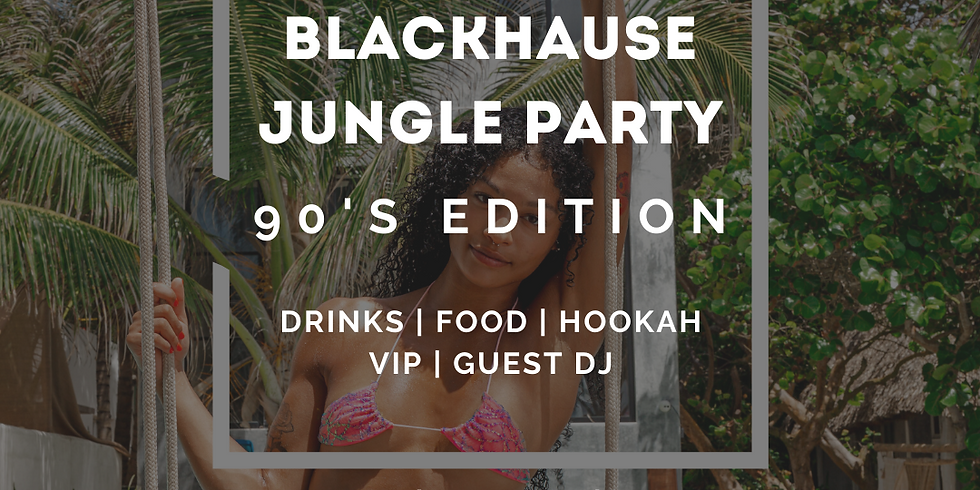 BlackHause Jungle Party - 90s Edition
