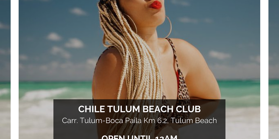 The BeachHause Powered by Black In Tulum