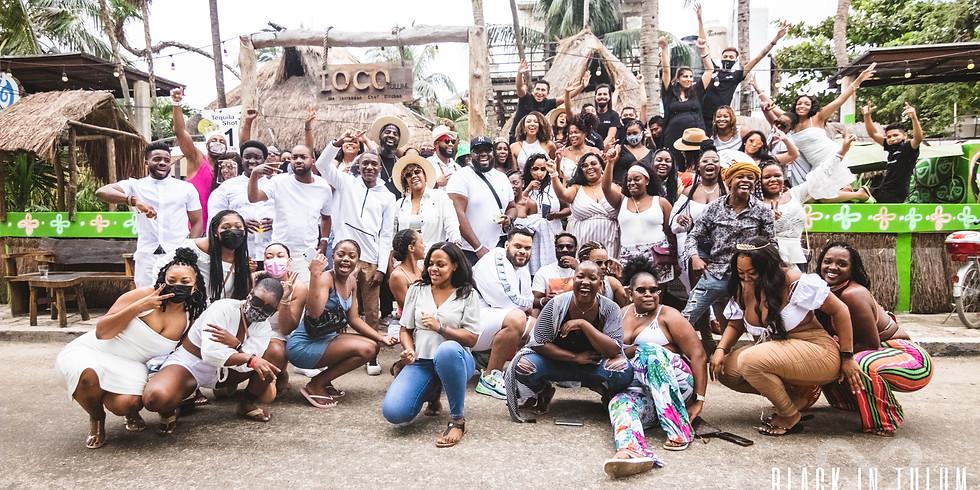 Afrobeats & Bubbles 8/12