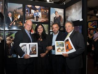 João de Nage, Heloiza Azevedo; Claudio Gatti e Gilberto Pasetti