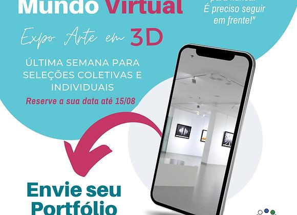 Espaço virtual 3D Individual