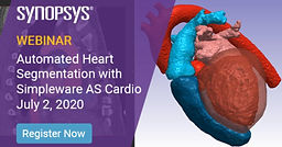 Automated Heart Segmentation with Simpleware AS Cardio