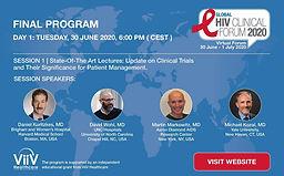 Global HIV Clinical Forum: Optimizing Treatment