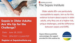 Sepsis in Older Adults: Are We Up for the Challenge?