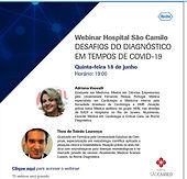 Desafios do Diagnóstico em Tempos de COVID-19