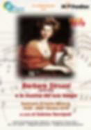 Seminario Barbara Strozzi Sansepolcro co