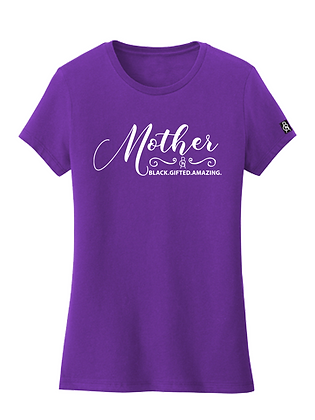 Mom's Day Ladies Fit Tee
