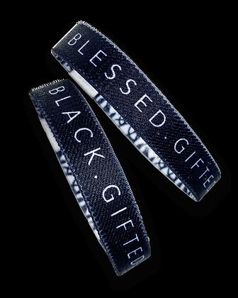 Elastic Fabric Wristbands