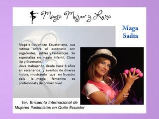 El Talento ecuatoriano estará presente como anfitrionas: