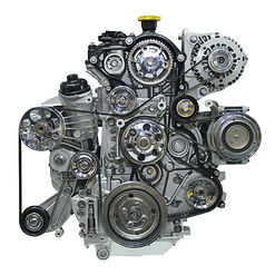 Engine repair or rebuild