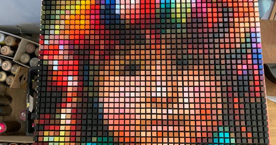 Pixels piece 3