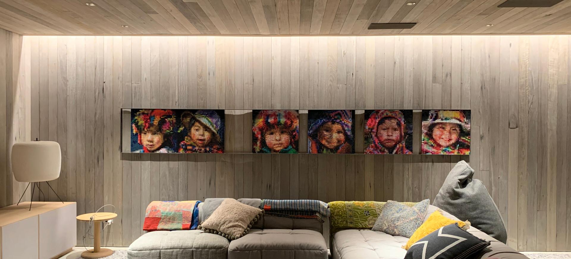 Peruvian kids series on site