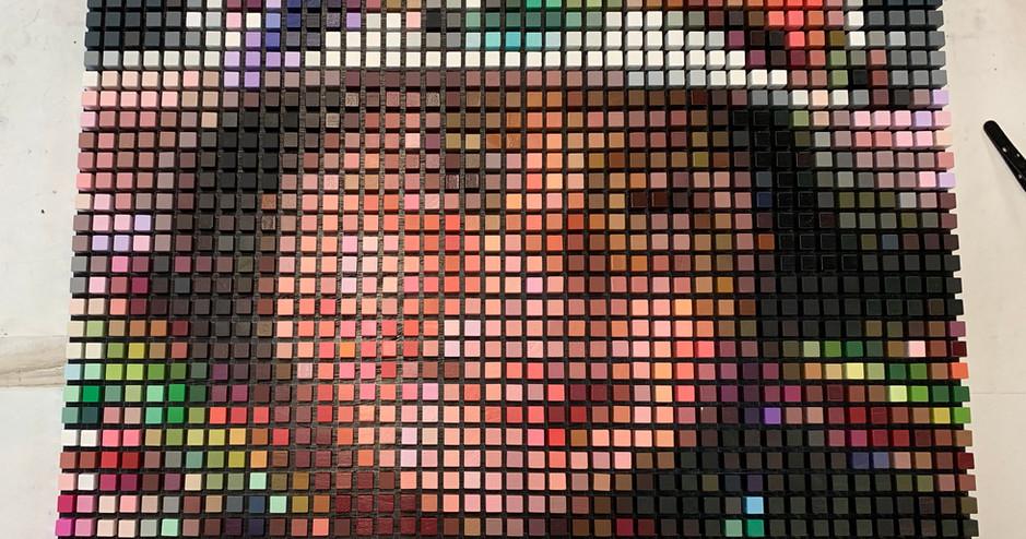 Pixels piece 6