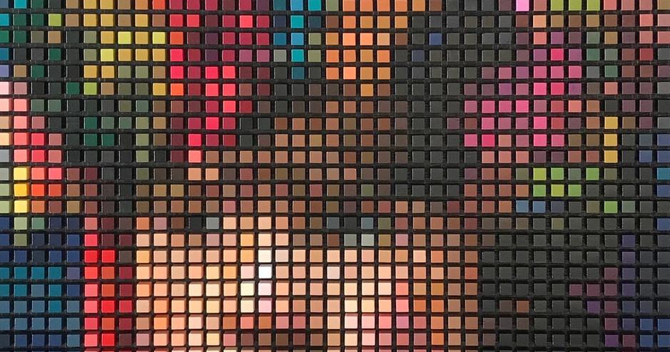 Pixels piece 1