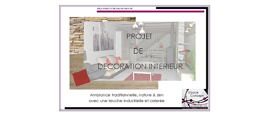 d coration int rieure salon s jour 85 vend e les herbiers les epesses. Black Bedroom Furniture Sets. Home Design Ideas