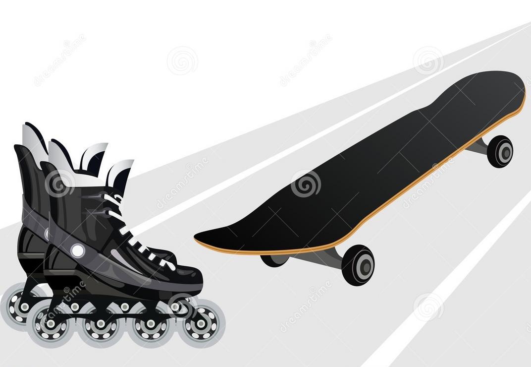 Skates & Skate Boards