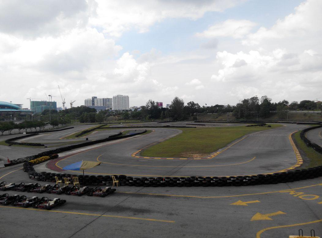 track 1.16km