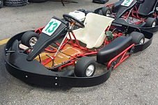 Yamaha engine with 16hp