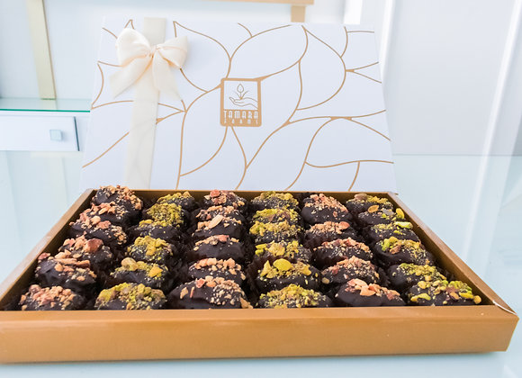 Assorted Dipped Dates Box