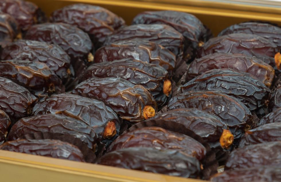 Plain Medjool Dates